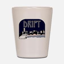 City Drift Shot Glass