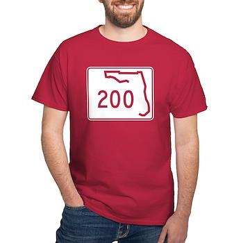 Route 200, Florida Dark T-Shirt