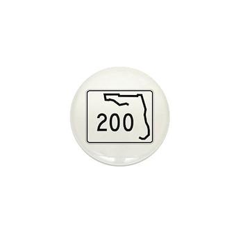 Route 200, Florida Mini Button