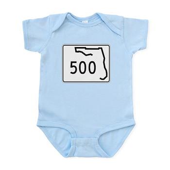 Route 500, Florida Infant Bodysuit