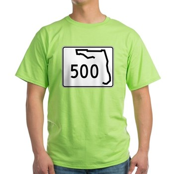 Route 500, Florida Light T-Shirt