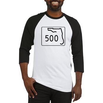 Route 500, Florida Baseball Jersey