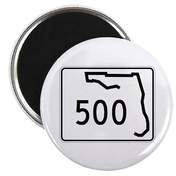 Route 500, Florida Magnet