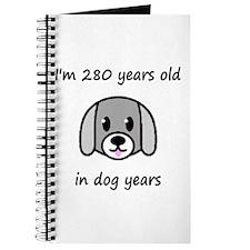 40 dog years 2 - 2 Journal