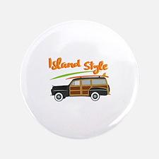 "Island Style Car 3.5"" Button"