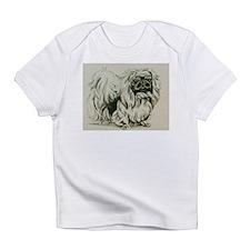 Pekingese Infant T-Shirt