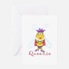 QUEENIE Greeting Cards