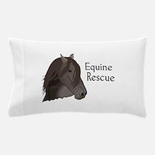 EQUINE RESCUE Pillow Case