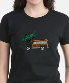 Island Time Car T-Shirt