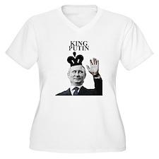 King Putin Plus Size T-Shirt