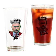 Unique Vladimir putin Drinking Glass