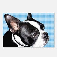 Boston Terrior Postcards (Package of 8)