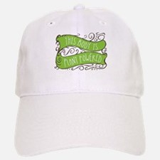 Plant Powered Body Baseball Baseball Baseball Cap
