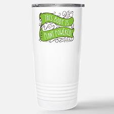 Plant Powered Body Travel Mug