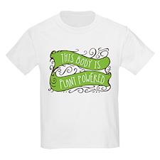 Plant Powered Body T-Shirt
