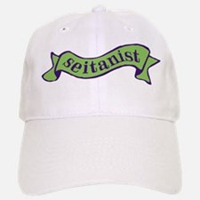 Green Seitanist Baseball Baseball Baseball Cap