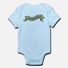 Green Seitanist Body Suit