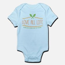 Love All Life Body Suit