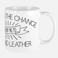 Fashion the Change Mugs