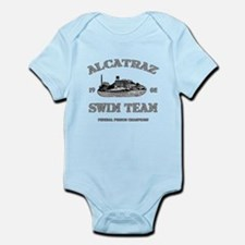 ALCATRAZ SWIM TEAM Body Suit