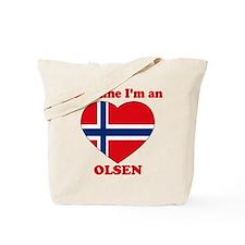 Olsen, Valentine's Day Tote Bag