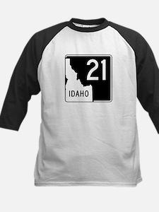 Route 21, Idaho Kids Baseball Jersey