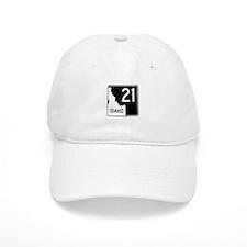 Route 21, Idaho Baseball Baseball Cap