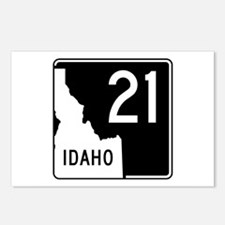 Route 21, Idaho Postcards (Package of 8)