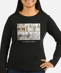 Basic School of Athens T-Shirt