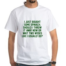 Bag of spinach Shirt