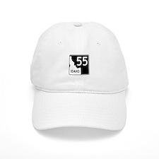 Route 55, Idaho Baseball Baseball Cap
