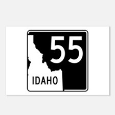 Route 55, Idaho Postcards (Package of 8)