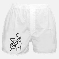 Cute Cellist Boxer Shorts