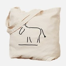 Cute Donkey Tote Bag