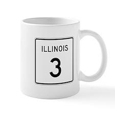 Route 3, Illinois Mug