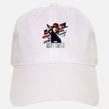 Agent Carter Stripes Baseball Baseball Cap