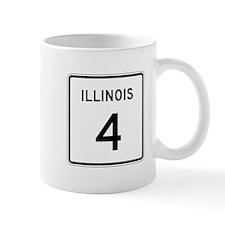 Route 4, Illinois Mug