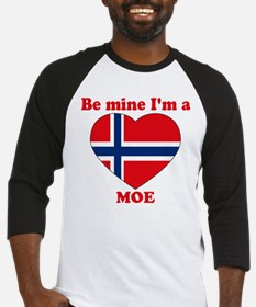 Moe, Valentine's Day Baseball Jersey