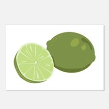 Lime Postcards (Package of 8)