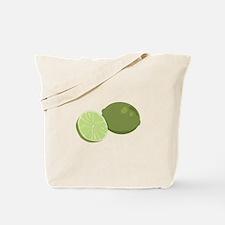 Lime Tote Bag
