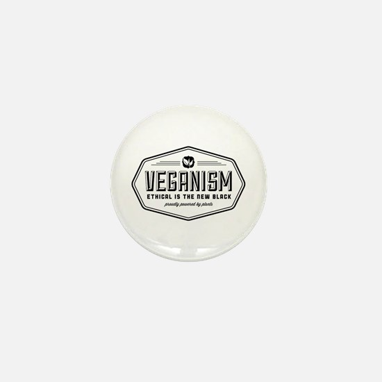 Ethical is the New Black Mini Button