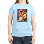 Mandolin Angel & Papillon Women's Light T-Shirt