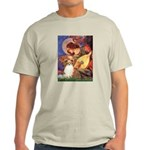 Mandolin Angel & Papillon Light T-Shirt