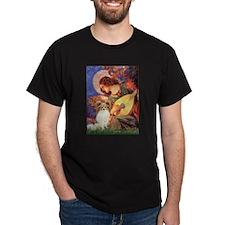 Mandolin Angel & Papillon T-Shirt