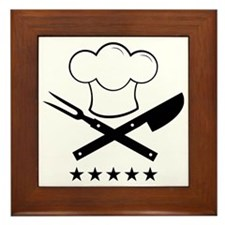 Cook Framed Tile