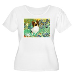 Irises / Papillon T-Shirt