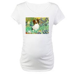 Irises / Papillon Shirt