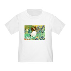 Irises / Papillon T