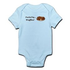 Fueled by Waffles Infant Bodysuit