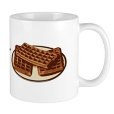 Fueled by Waffles Mug